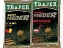 Krmítková směs Traper Feeder Series Carp 1kgKrmítková směs Traper Feeder Series Carp 1kg