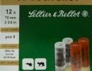 Sellier & Bellot 12/70 6,83mm Buck ShotSellier & Bellot 12/70 6,83mm Buck Shot