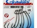 Háčky Gamakatsu Worm Offset EWG, vel. 1/0Háčky Gamakatsu Worm Offset EWG, vel. 1/0