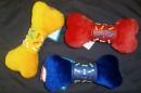 Hračka - plyšová kost Trixie velká 22cm žlutáHračka - plyšová kost Trixie velká 22cm žlutá