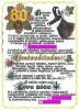Gratulační list k životnímu jubileu 80 let, ženaGratulační list k životnímu jubileu 80 let, žena